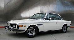 1972 BMW 3.0 CSiL...one of my dream cars