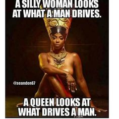 then I grew up- I'm a Queen and my HUSBAND should be in his ministry, walking as our Savior called him to. That's how I'll know that he's my King Black Girls Rock, Black Girl Magic, Woman Quotes, Life Quotes, Black Love Quotes, Afro, By Any Means Necessary, Black History Facts, My Black Is Beautiful