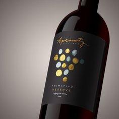 Bistro Label Design and Packaging for Wine Bottles. Grassl Wine Glassware on www. Wine Bottle Design, Wine Label Design, Wine Bottle Labels, Wine Bottles, Beer Labels, Sauvignon Blanc, Cabernet Sauvignon, Chenin Blanc, Food Packaging Design