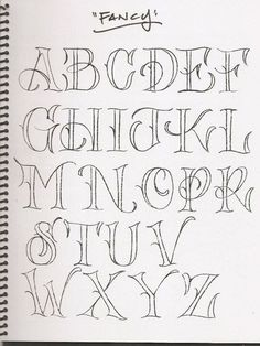 Best 25 Fancy Letters Ideas On Fancy Writing by Fancy Way To Write Letters Letter Template Hand Lettering Alphabet, Doodle Lettering, Creative Lettering, Calligraphy Letters, Lettering Guide, Fancy Fonts Alphabet, Calligraphy Fonts Alphabet, Font Styles Alphabet, Tattoo Fonts Alphabet