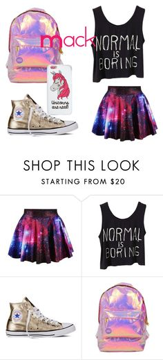"""Kenzie #2"" by kcox554 ❤ liked on Polyvore featuring Converse and Miss Selfridge"