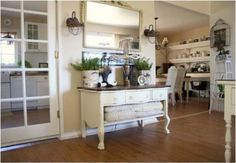 Traditional Living Room Cottage Style Design, Pictures, Remodel, Decor and Ideas - page 8