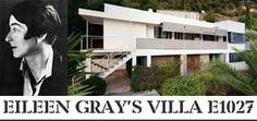 Image result for eileen grey house cap martin