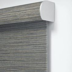 Outside mount cassette Roller Shades Drapery, Curtains, Hunter Douglas, Roller Shades, Blinds For Windows, Window Treatments, Gallery, Design, Home Decor