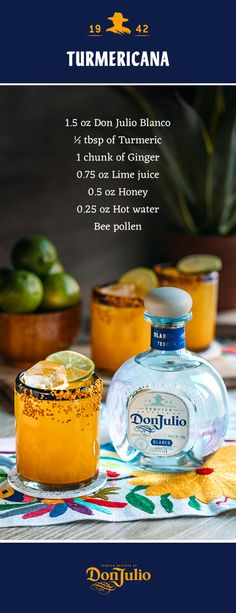 Buy premium Don Julio Tequila products at a liquor store, bar, or restaurant location near you. Party Drinks, Cocktail Drinks, Fun Drinks, Yummy Drinks, Cocktail Recipes, Alcoholic Drinks, Beverages, Low Carb Recipes, Cooking Recipes