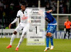Once Caldas vs Millonarios: Debut de Tito Baseball Cards, Sports, Home, Hs Sports, Sport