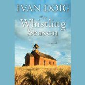"Need to read.When a widowed rancher hires a housekeeper to help with his three young sons, he finds her to be cheerful and competent. Yet she is concealing a colorful and infamous past. Filled with humor and hardship, this novel sings with what the author calls ""a poetry of the vernacular"". A finalist for the National Book award, Ivan Doig, who has published 11 books, has been hailed as the ""West's preeminent literary novelist"" by the Denver Post."