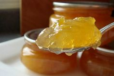 Name This Marmalade! Lemon Recipes, Greek Recipes, Lemon Marmalade, The Kitchen Food Network, Greek Sweets, Tart Taste, Mousse, Caramel, Simply Recipes
