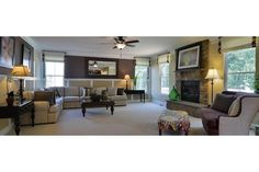 Courtland Gate by Ryan Homes at Spring Creek - The Estates