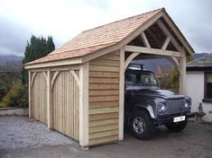 Garages & Workshops | Woodstyle Joinery