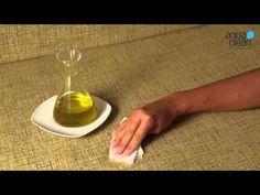 Škvrny od oleja - AquaClean kolekcia - YouTube