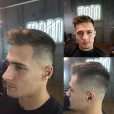 «#barbershop #mannbarbershop #man#barber#kharkov #ukraine #man#hair#wahl#haircut#»