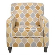 Whether you're looking for a comfy place to relax, or want to add a stylish accent to your living space, Urban Barn has your ideal chair. Urban Barn, Living Spaces, Living Room, Mudroom, Recliner, Accent Chairs, Armchair, Relax, Mid Century