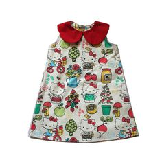 f751a9bb0 HK GOOD LIFE DRESS Hello Kitty Clothes, Hello Kitty Dress, Hello Kitty Baby,