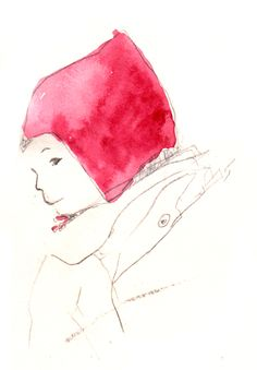 Twitter : @RheaAnastasia  Rhea Anastasia colors, pencil, handmade, black and white, little boy, sketch
