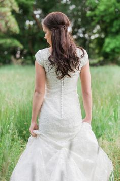 Peony First look editorial by Kimbry Studios