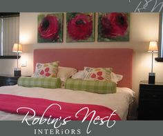 Our work is distinguished by a high calibre of creative vision – backed by our expertise in implementing all aspects of a project. We provide detailed costing and analysis, excellent logistical planning, skilled installation, and quality production, contact #RobinsNest today! #Design #Interiors Furniture, Nest, Interior, Home Decor, Bed, Interior Photo