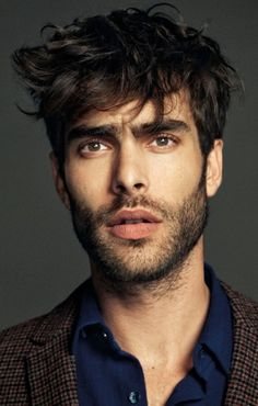 Adolfo Dominguez Collection<br/> Click Photo To Enlarge Or Print Mens Hairstyles 2018, Cool Hairstyles For Men, Undercut Hairstyles, Haircuts For Men, Long Undercut, Medium Undercut, Rock Hairstyles, Fashion Hairstyles, Men's Haircuts