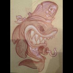tattooist Jime Litwalk, tattoo, new school