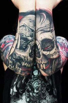 Amazing sleeves