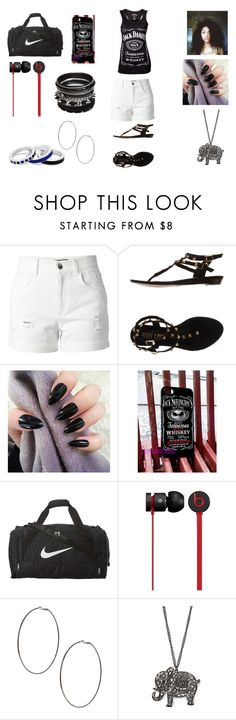 """Chill"" by chalcedonia ❤ liked on Polyvore featuring Bioworld, Dolce&Gabbana, Bibi Lou, Samsung, NIKE, Beats by Dr. Dre, ASOS, MANGO and Principles by Ben de Lisi"