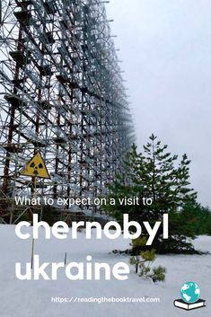 A visit to Chernobyl is a popular day trip from Kiev. But what are Chernobyl tours from Kiev really like, and is Chernobyl safe to visit? Travel Tours, Europe Travel Tips, European Travel, Travel Guides, Travel Destinations, Euro Travel, Budget Travel, Wine Tourism, Chernobyl