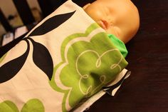 Not So Homemade: How to Swaddle Your Baby Like a Pro Using Blankets