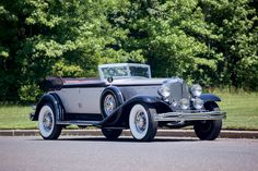 1932 Chrysler Imperial Convertible Sedan by LeBaron (CL 170A)