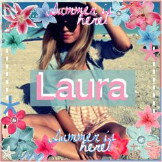 """Laura's Icon"" by le-icon-makers-xx ❤ liked on Polyvore"
