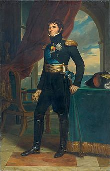 Charles XIV of Sweden/Charles III John of Norway-(1763-1844) The founder of the House of Bernadotte, Jean-Baptiste one of Napoleon's generals was elected Crown Prince in 1810. He succeeded to the throne on the death of Charles XIII/II. S: Desiree Clary. one son Oscar I. On his 81st b-day he had a stroke from which he never recovered. House of Bernadotte. Luthernan