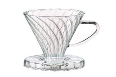 Borosilicate Glass Coffee House Style Pour-Over Coffee Cone