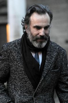 "*ELDAD, meaning 'whom God loves'; an elder of Israel whom the Spirit of God visited in a special way.  Moses said, ""I wish that all the Lord's people were prophets and that the Lord would put His Spirit on them!"" (picture: Daniel Day-Lewis)"