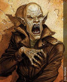 Vampire - Jim Nelson