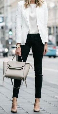 25 professionelle Hosen Outfit die super billig sind 00005 Litledress 25 professional pants outfit which are super cheap 00005 litledress Summer Work Outfits, Casual Work Outfits, Work Attire, Office Outfits, Work Casual, Fall Outfits, Office Attire, White Pants Outfit Spring Work, Dress Casual