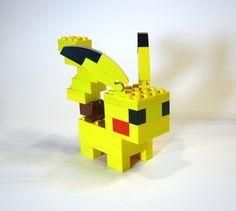 LEGO Ideas - Pokèmon Kanto Starters