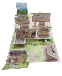 영주 순흥 벽화고분 팝업북 키트 pop up book kit Pop Up, Decorative Boxes, Cards, Home Decor, Room Decor, Home Interior Design, Decoration Home, Maps, Home Improvement