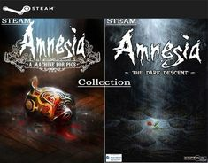 Amnesia Collection (STEAM GIFT) DIGITAL