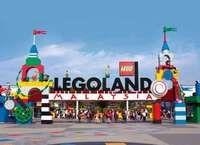 Legoland Recreation at Malaysia.