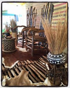 Please visit postingan Isizulu Zulu Traditional Wedding Decor To read the full article by click the link above. African Wedding Theme, African Theme, African Weddings, African Jungle, African Art, Traditional Wedding Decor, African Traditional Wedding, Zulu Traditional Wedding Dresses, Wedding Centerpieces