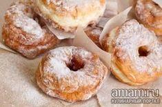 Фотография готового блюда: Пончики