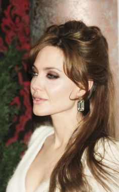Wedding hair. Angelina