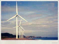 Bangui Windmill @ Ilocos, Norte Philippines
