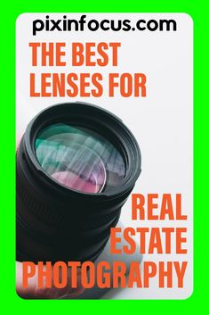 If you're looking for the best lens for real estate photography we've got what you need. Check out this list of lenses for your real estate shoot right now. #realestatephotography #realestatephotographygear Photography Basics, Photography Tips For Beginners, Interior Photography, Photography Tutorials, Amazing Photography, Real Estate Photographer, Professional Photographer, Canon L Series, Best Build
