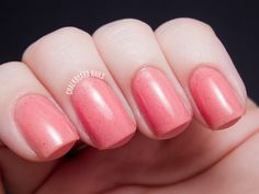 Chalkboard Nails: Sassy Lacquer - Spring Showers Bring May Flowers Collection