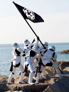 Star Wars: Storm Troopers
