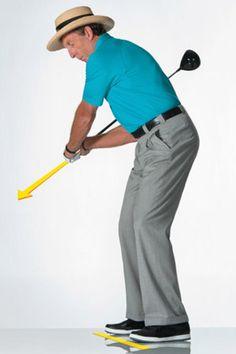Golf Slice, Golf Academy, Golf Tips For Beginners, Golf Fashion, Golf Stuff, Drills, Swings, Productivity, Exercises