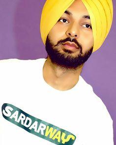 #sardarway #desiboys #punjabiboys #funkytshirts #bebrown  Check out more at brownmanclothing.com
