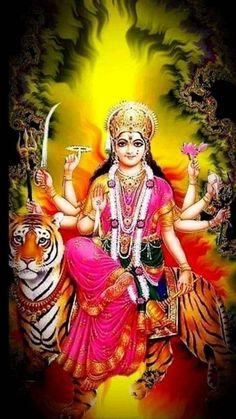 Maa Kali Images, Shiva Parvati Images, Durga Images, Shiva Hindu, Shiva Shakti, Hindu Deities, Krishna, Lord Durga, Durga Ji