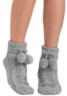 Toasty Toe Touch Socks
