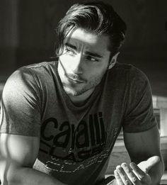 Hamid Fadaei - a model from Iran
